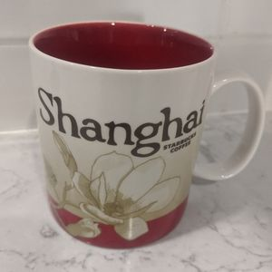 Shanghai Collector Series Starbucks Mug / Cup